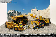 [HAKONIWAGIKEN DSF-C001] Diorama Paper Sheet Mine base&wall (1:50~) Construction