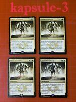 Abzan Tokens Deck Vitu-Ghazi Magic Gathering Geist Monk MTG  60 Cards