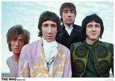 """WHO / THE WHO POSTER """"MARCH 1968"""""""