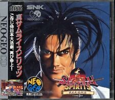 USED  SAMURAI SPIRITS 2   SNK NEO GEO CD NO  MVS AES POCKET JAPAN