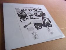 Sex Pistols – Indecent Exposure (1976) rare live LP SEALED