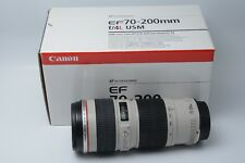 Canon EF  70-200mm f/4 USM Lens  NEW