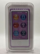 Apple iPod nano 7G 7. Generation Purple Violett (16GB) NEU NEW Sealed Versiegelt