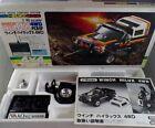 RARE Vintage 80's Nikko Japan 1/16 Toyota 4x4 Hilux 4WD Winch NOS Taiyo Tyco