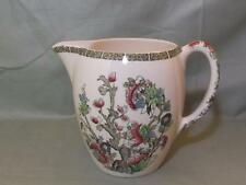"Johnson Bros. ""Indian Tree"" Water or Milk Jug (5"" Tall)"