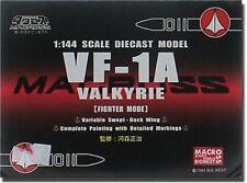 Macross VF-1A Valkyrie Die-Cast Model 1/144 Scale