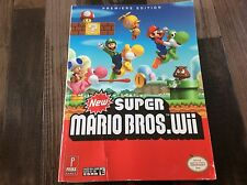 New Super Mario Bros (Wii) : Prima Official Game Guide by Prima Games Staff and