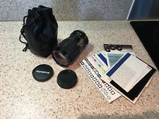 Olympus OM-System Zuiko Auto-Zoom 35-105mm 1:3.5-4.5 Lens