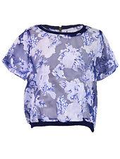 Blouse Regular Floral Tops & Shirts for Women