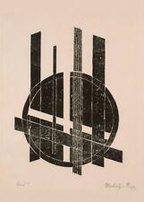"Laszlo Moholy-Nagy ""Untitled"" Bauhaus constructivismo póster de 250gsm A3"