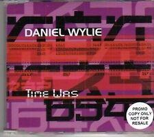 (CL521) Daniel Wylie, Time Was - 2005 CD