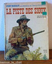 BLUEBERRY   EO   LA PISTE DES SIOUX   1971