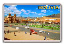 BOLIVIA FRIDGE MAGNET SOUVENIR NEW IMÁN NEVERA