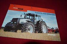 Valtra Valmet Tractor Dealers Brochure GDSD2