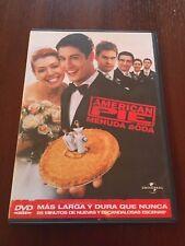 AMERICAN PIE MENUDA BODA 2003 - 1 DVD + EXTRAS - 99 MIN - UNIVERSAL BUEN ESTADO