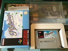 SNES Pilotwings, Super Nintendo,