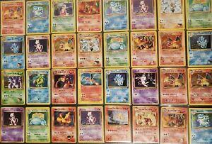 🥈 VINTAGE HOLO RARE BASE SET TWO POKEMON CARD 🥈 Authentic 2000 WOTC Pokémon