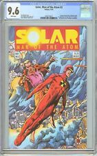 Solar Man of the Atom #3 CGC 9.6 White Pages (1991) 2043776017