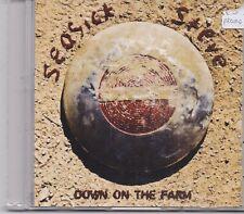 Seasick Steve-Down On The Farm Promo cd single