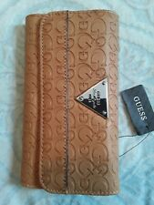 GUESS Wallet New with Tag Brown
