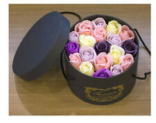 Creative Romantic Eternal Flowers Soap Rose Flower with Lovely  Bouquet (multi)