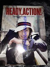 Kim Hyun Joong In Spain Photobook: Ready, Action! Korea Version SS501 Great Con.