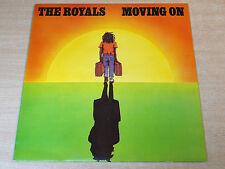 EX/EX- !! The Royals/Moving On/1981 Kingdom LP/Rare Reggae