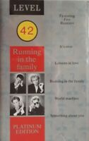 Level 42-Running In The Family Cassette.1987 Polydor POLHX 42.It's Over+