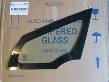 2009-2014 HONDA FIT FRONT LEFT DRIVER SIDE DOOR GLASS FITS FD24063GTY