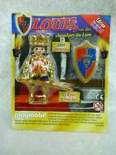 PLAYMOBIL figurine Edition Limitée  LOUIS ROI DES CHEVALIERS DU LION