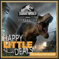 Jurassic World Evolution PC STEAM GAME GLOBAL (NO CD/DVD!) Fast Delivery!