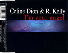 CELINE DION & R.KELLY I'M YOUR ANGEL 3 TRACK CD SINGLE CD1 FREE P&P