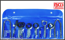BGS - Multi Purpose Radio & Sat Nav Removal Tool Set 18 Pcs - Pro Range - 8011