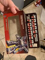 Transformers G1 Vintage PROWL box only