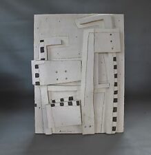 PALOMA TORRES (Mexico, b. 1960) Slab Constructivist Sculpture - Important Artist