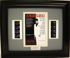SCARFACE FRAMED FILM CELL AL PACINO