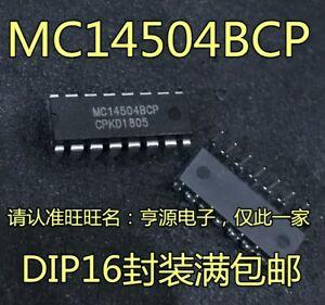 MC14504 MC14504BCP DIP16