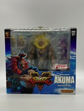 Storm Collectible Street Fighter V Akuma Action Figure - Special Ed. 1/12 Scale