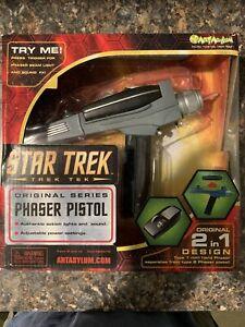 Art Asylum Star Trek Phaser