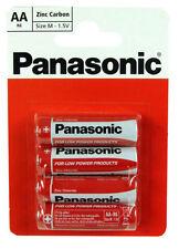 Panasonic 1.5 V AA Single Use Batteries