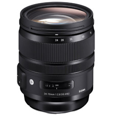Sigma 24-70 mm F2.8 DG OS HSM Art Lens-Nikon Fit