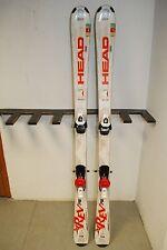 HEAD REV 75R 156 cm Ski + BRAND NEW Atomic Evox 7 Bindings