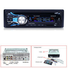 12V Car Bluetooth DVD CD Player Sound Radio Host Video SD/MMC/USB/AUX MP3 Player