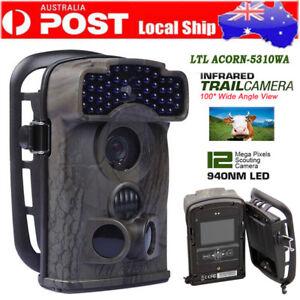12MP Wide Angel LTL-5310WA Scouting Game 940NM Digital Hunting Trail Camera+Gift