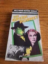 The Green Hornet - Serial - 13 Episodes - Gordon Jones and Keye Luke (VHS, 1940)