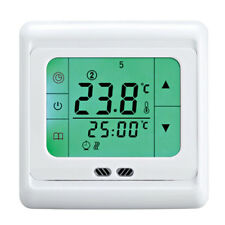 Digital Thermostat Programmable LCD Temperature Controller Heating Room Wall