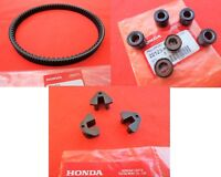 GENUINE Honda PCX 125 Drive Belt + Roller Set + Sliders 2015 - 2018 **UK STOCK**