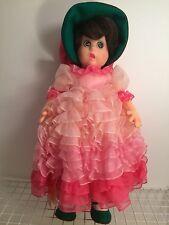 "Lenci Doll ""Charlotte"" 1985 All Original #193/999"