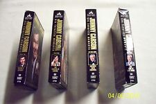 Johnny Carson: His Favorite Moments 4 Vhs and Golden Age of Silent Films 7 Vhs