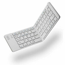 Mini Foldable Wireless Keyboard Bluetooth Keypad for iPhone Android PC Tablet BS
